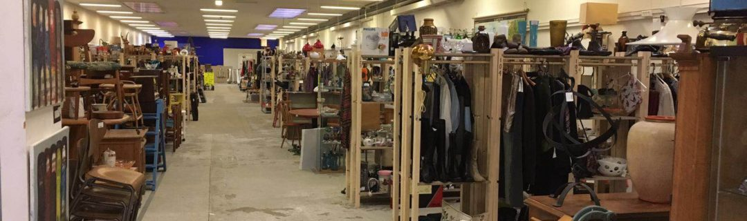 Private sælger sine ting i stor stil midt i Sønderborg